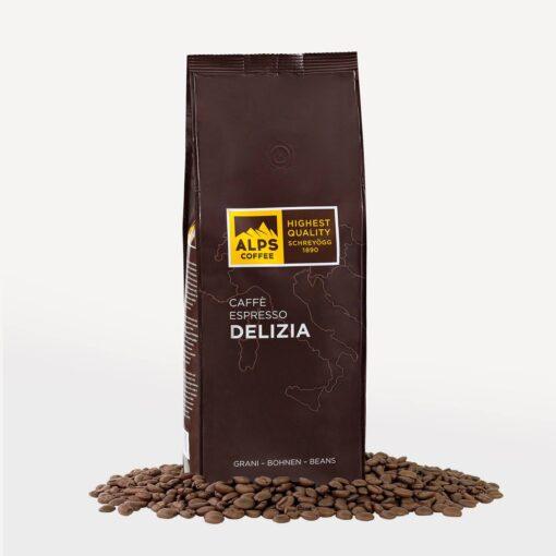 Alps Coffee Delizia