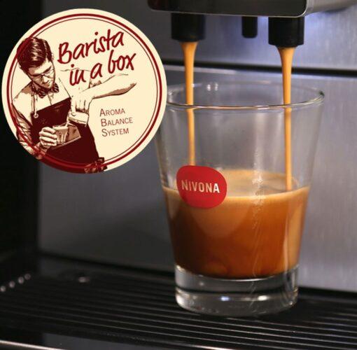 Nivona CafeRomatica 660 Auslauf