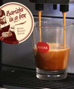 Nivona CafeRomatica 670 Auslauf