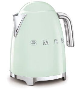 smeg Wasserkocher Pastell Grün