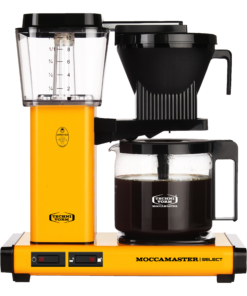 Moccamaster KGB Select, Yellow Pepper