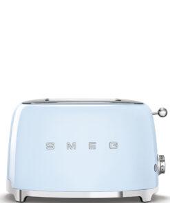 smeg 2-SCHLITZ-TOASTER, KOMPAKT, Pastell Blau
