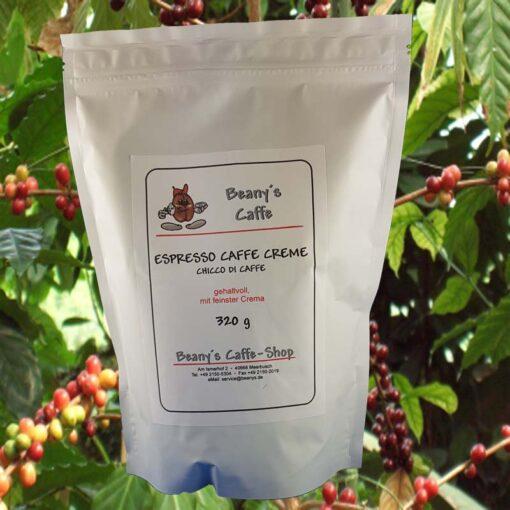 espresso caffe crema