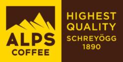 Alps Coffee Logo