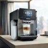 Siemens EQ700 integral, Latte Macchiato