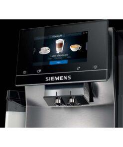 Siemens EQ700 integral, Auslauf